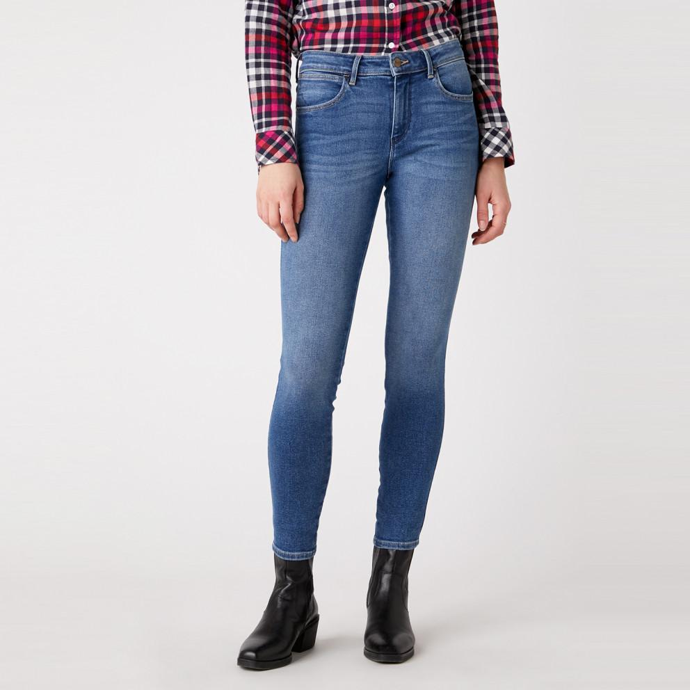 Wrangler Γυναικείο Skinny Jean Παντελόνι