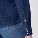 Wrangler Slim Western Shirt Γυναικείο Πουκάμισο