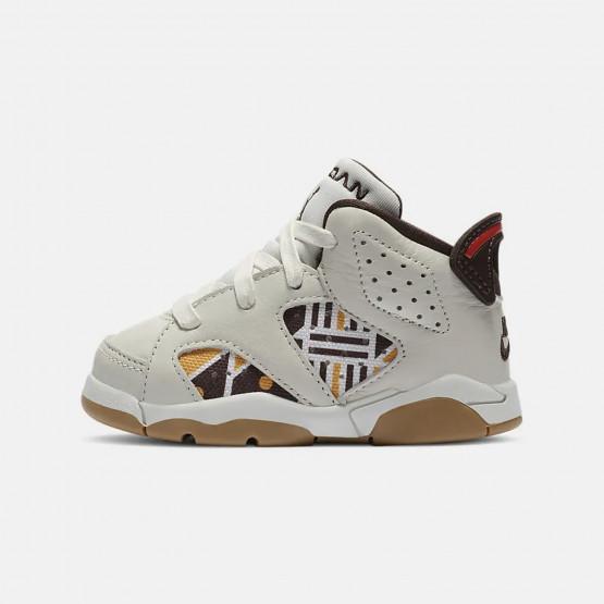 "Jordan 6 Retro ""Quai 54"" Βρεφικά Παπούτσια"