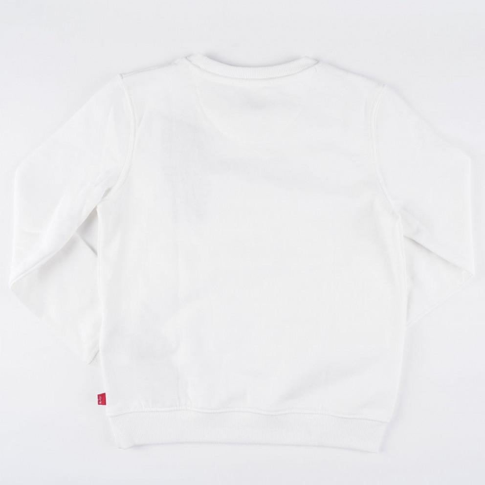 Levi's Παιδική Φούτερ Μπλούζα