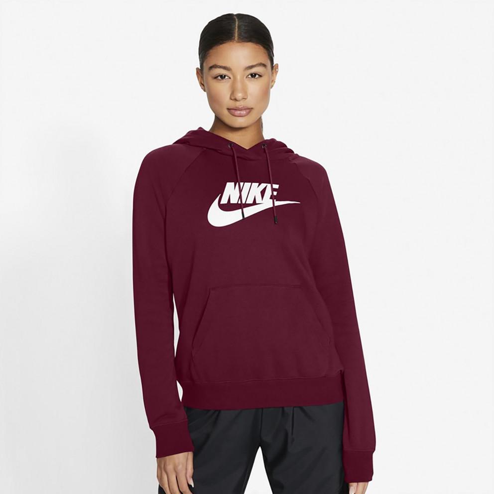 Nike Sportswear Essentials Γυναικεία Μπλούζα Με Κουκούλα