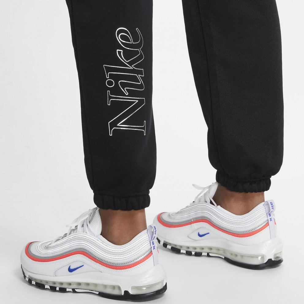 Nike W Nsw Icn Clsh Pant Flc Bb
