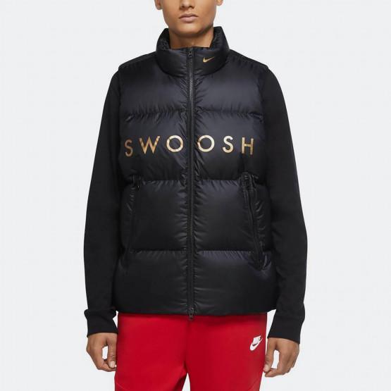 Nike Sportswear Swoosh Vest Ανδρικό Μπουφάν Γιλέκο