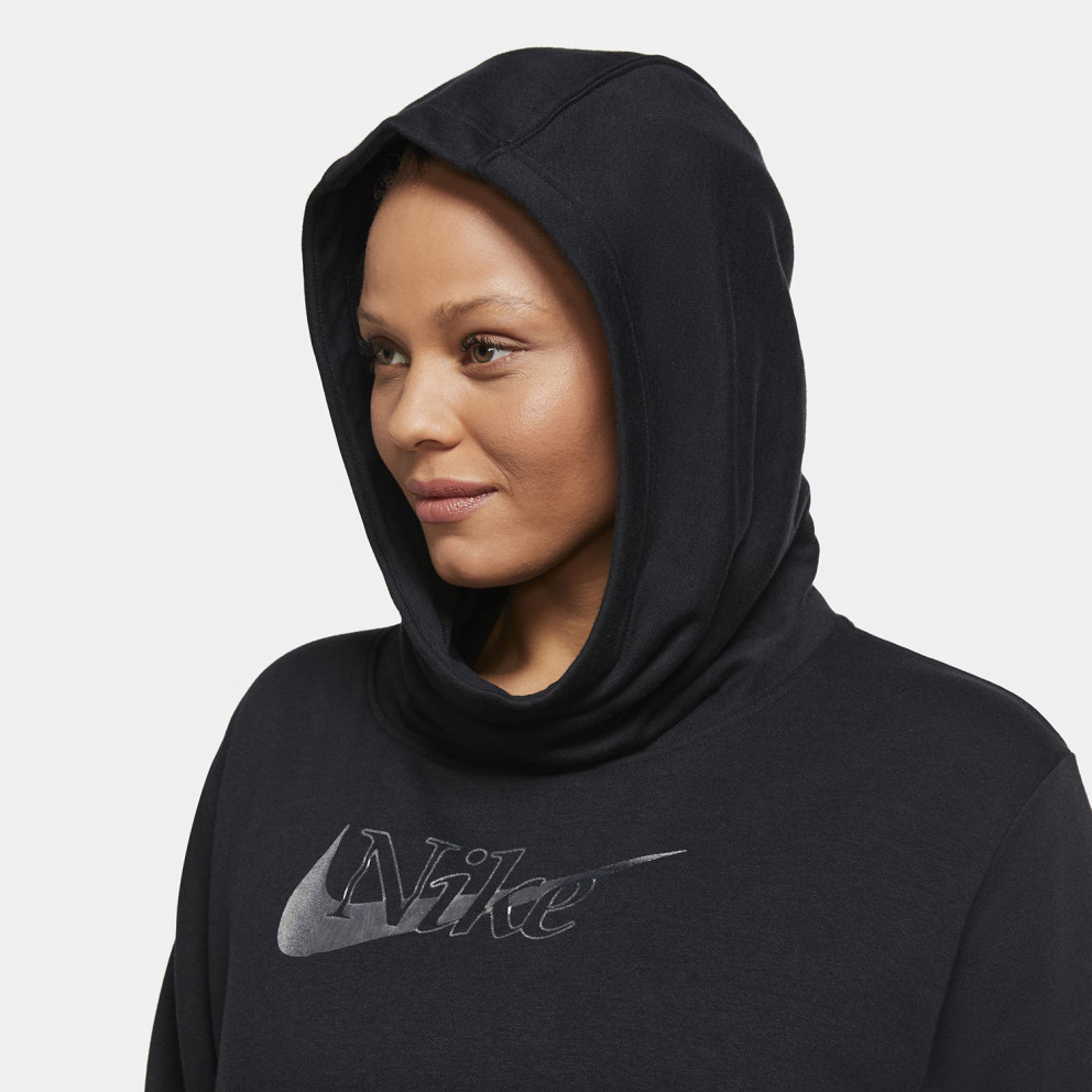 Nike Sportswear Icon Clash Funnel PLus Size Γυναικείο Φούτερ