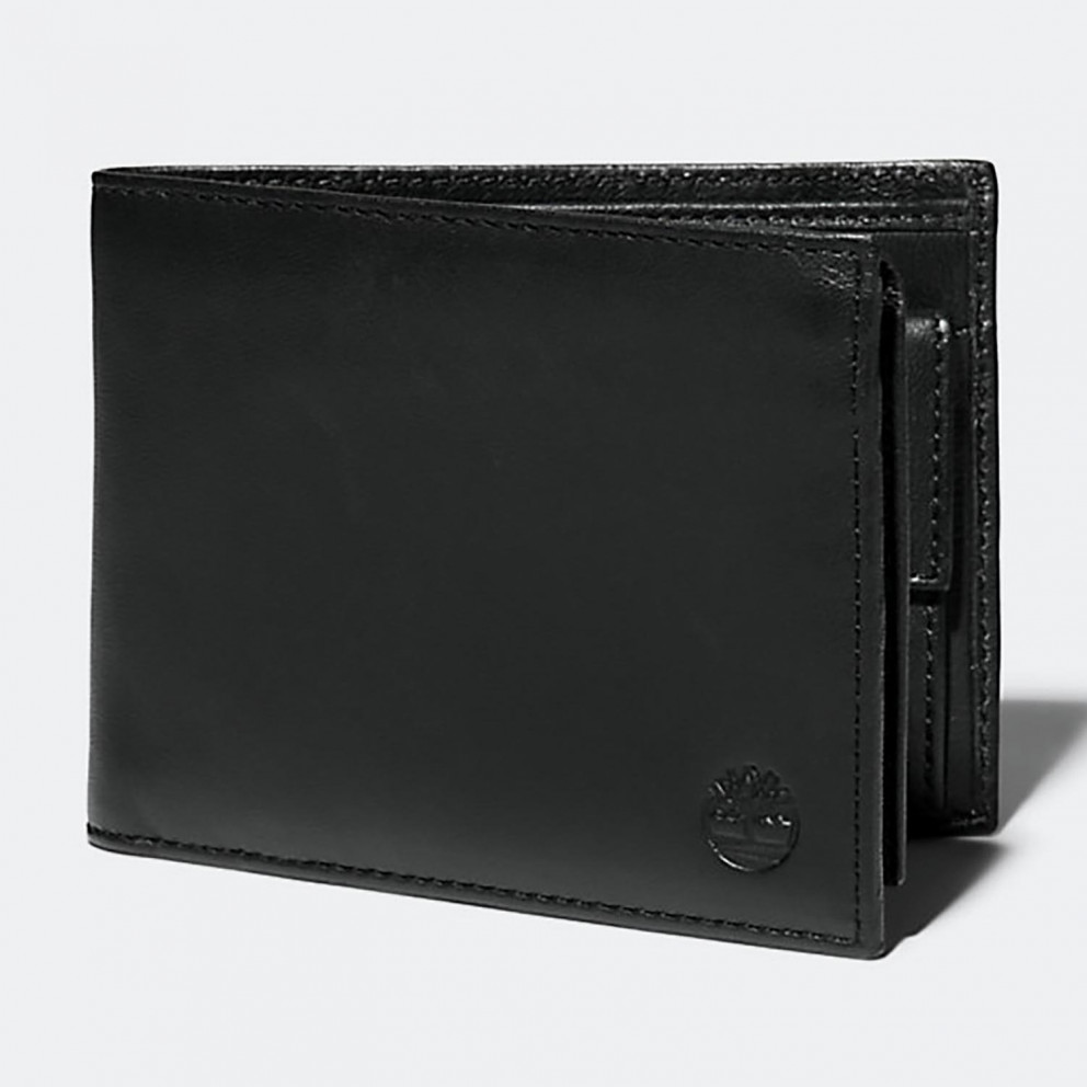 Timberland Trifold Wallet With Coin Pocket