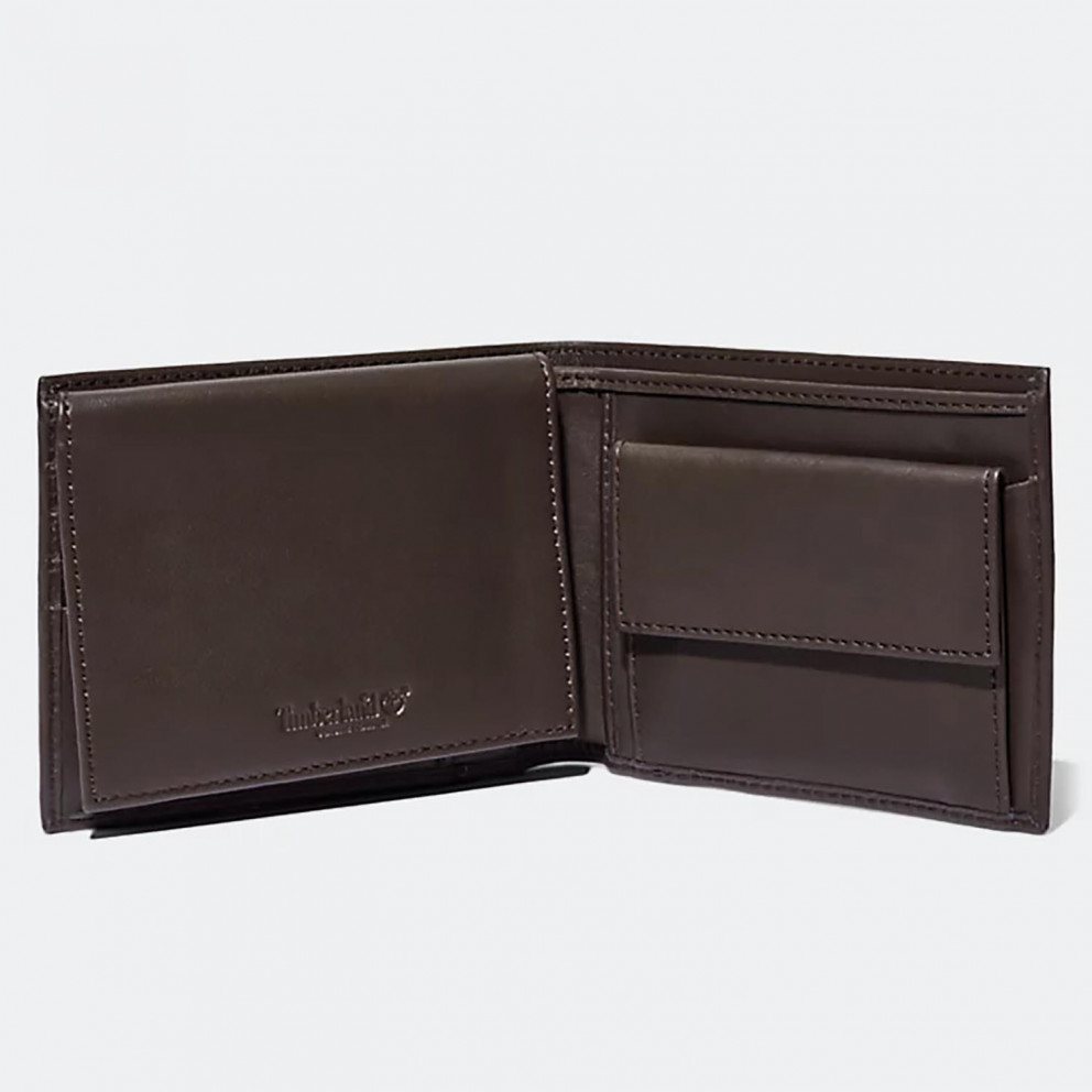Timberland Trifold Wallet With Coin Πορτοφόλι