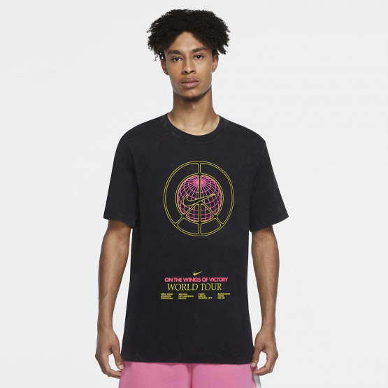Nike M Nsw Ss Tee Music Tour Wash