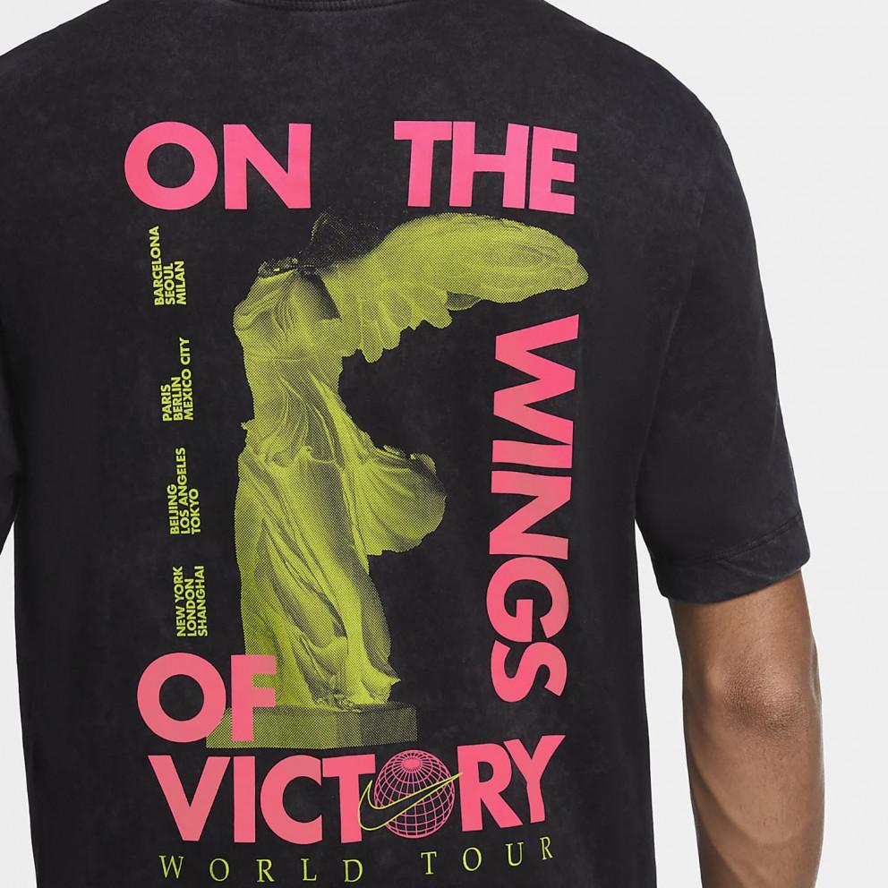 Nike M Nsw Ss Tee Music Tour Wash