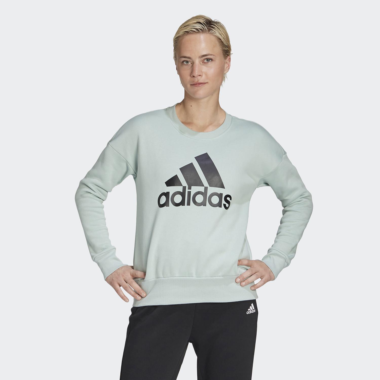 adidas Γυναικεία Μπλούζα με Στρογγυλή Λαιμόκοψη (9000057694_43576)