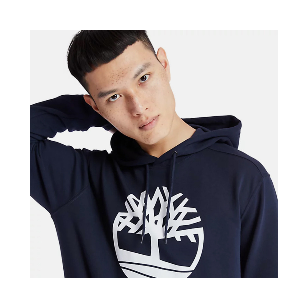 Timberland Core Tree Logo Men's Pullover Hoodie