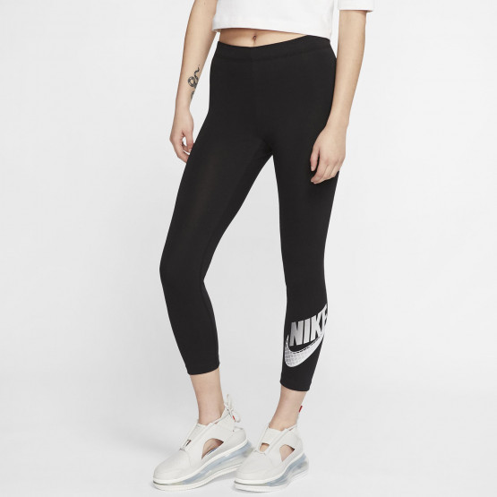 Nike W Nsw LGGNG Club Crop Futura