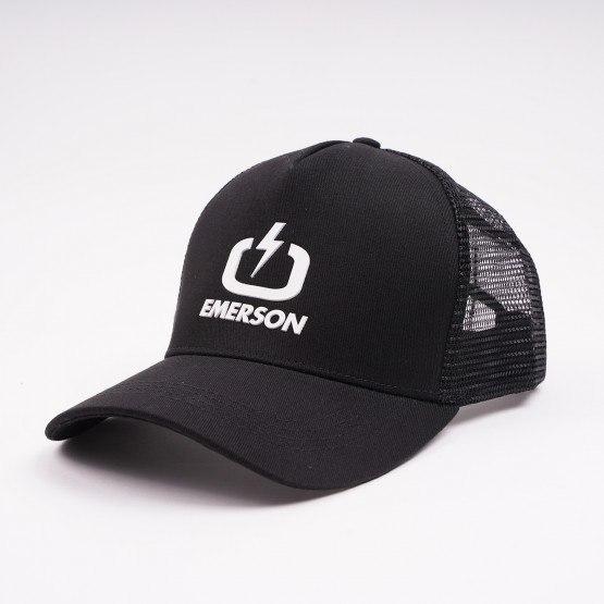 Emerson Unisex Trucker Cap