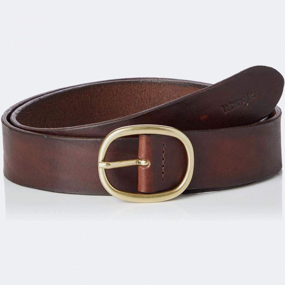 Wrangler Easy Belt Brown