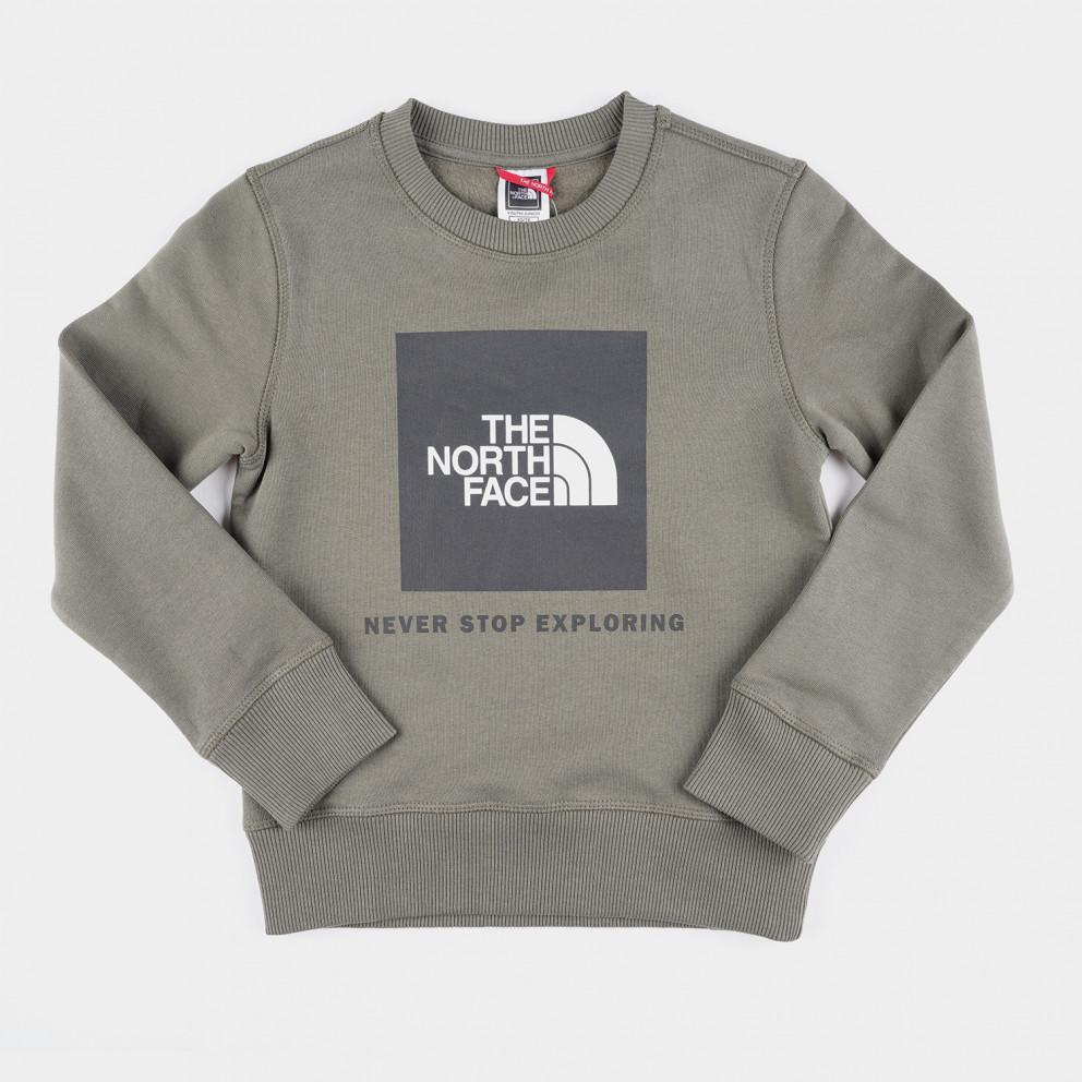 THE NORTH FACE Essential Παιδική Φούτερ Μπλούζα