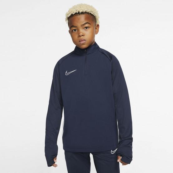 Nike Dri-FIT Academy Kids' Long-sleeved T-Shirt