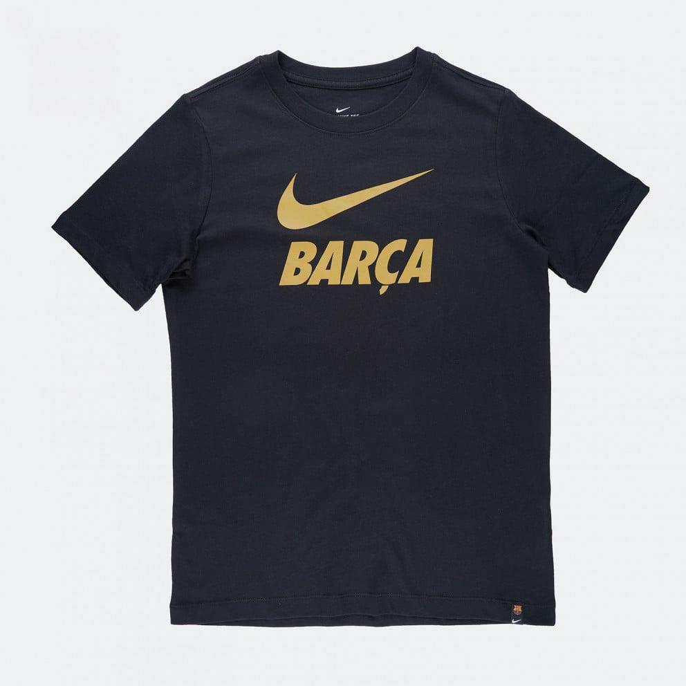 F.C. Barcelona Kids' Football T-Shirt