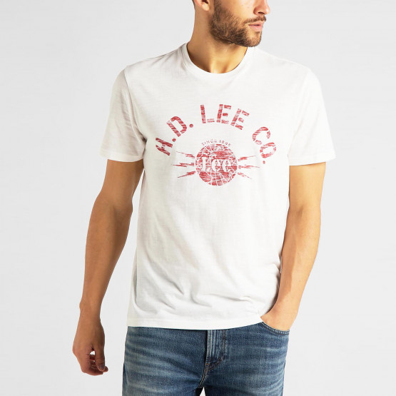 Lee Stencil Men's T-shirt