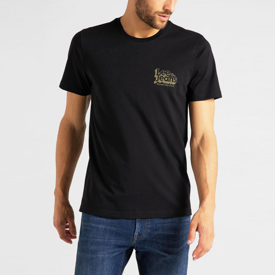 Lee 70s Logo Men's T-shirt