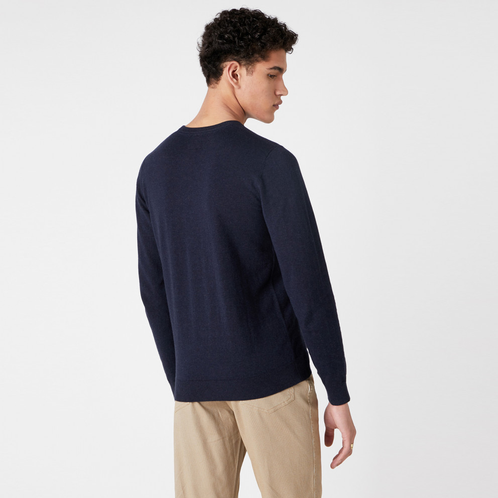 Wrangler Ανδρική Πλεκτή Μπλούζα