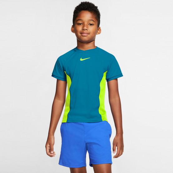 Nike Court Dri-Fit Παιδικό T-shirt