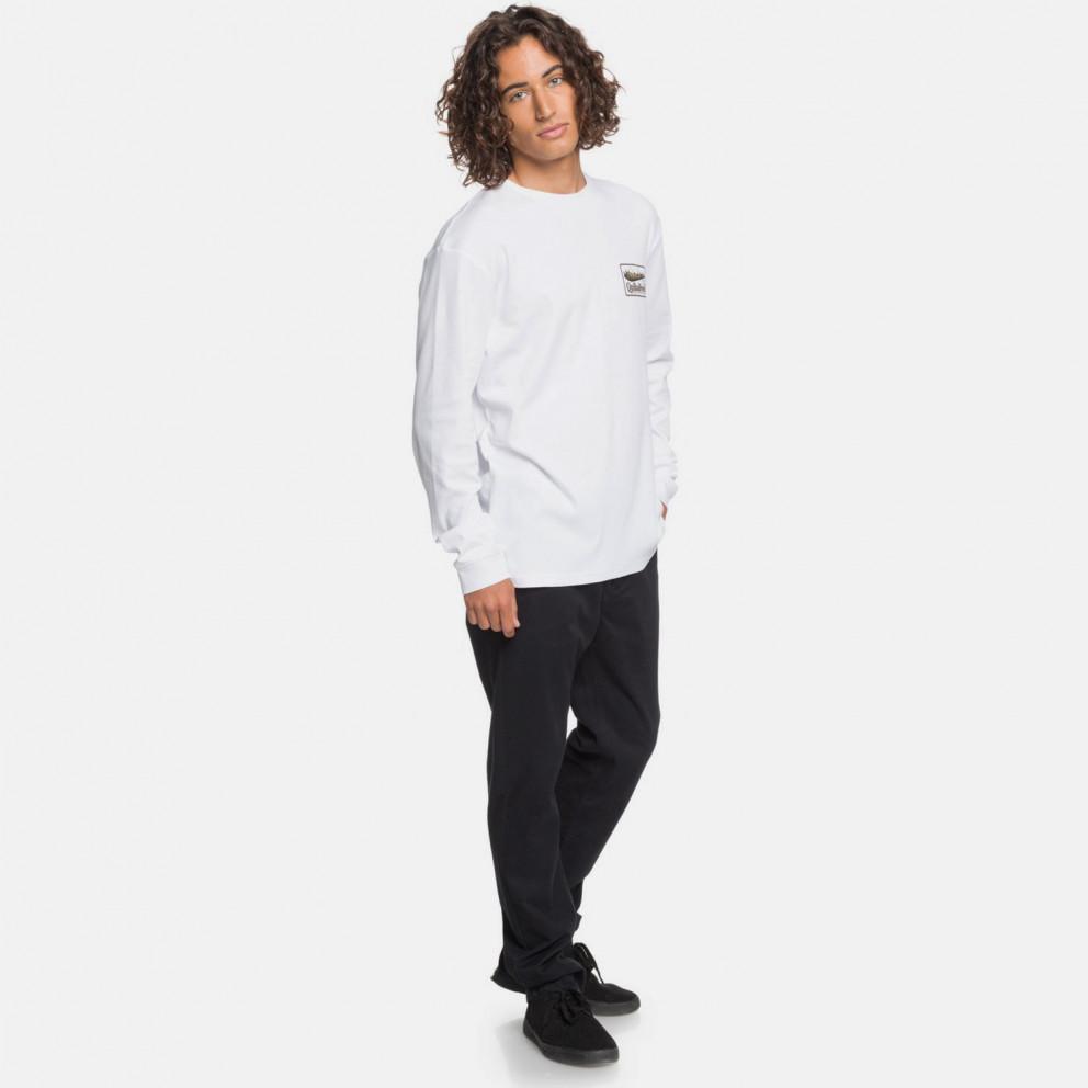 Quiksilver Old Habit Men's Long Sleeve Shirt