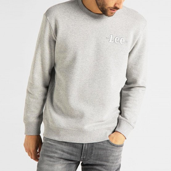 Lee Refined Applique Men's Sweatshirt