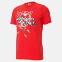 Puma Franchise Graphic Ανδρικό T-Shirt