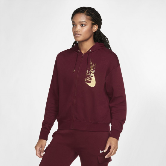 Nike Sportswear Women's Full-Zip Fleece Hoodie