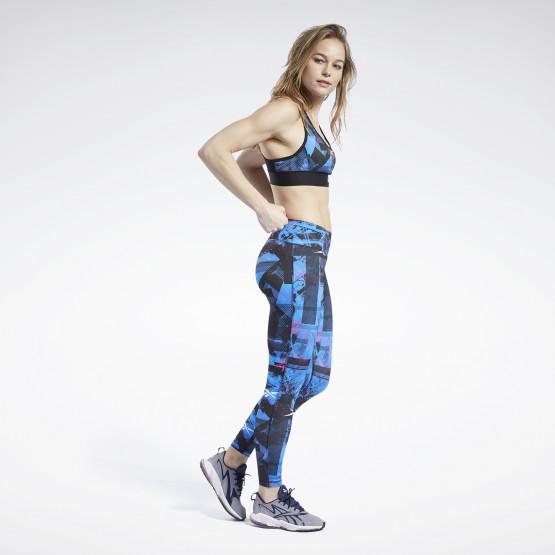 Reebok Sport Workout Ready MYT Printed Tights Women's Leggings