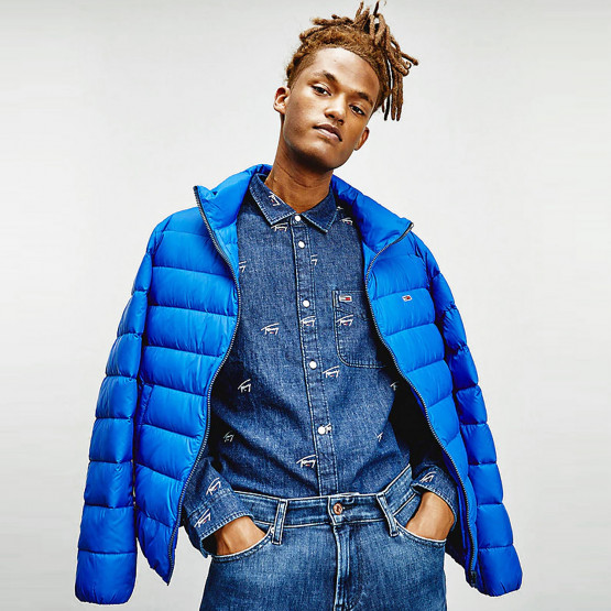 Tommy Jeans Men's Puffer Coat