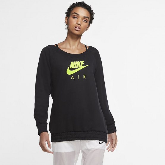 Nike Air Fleece Women's Long Sleeve Blouse