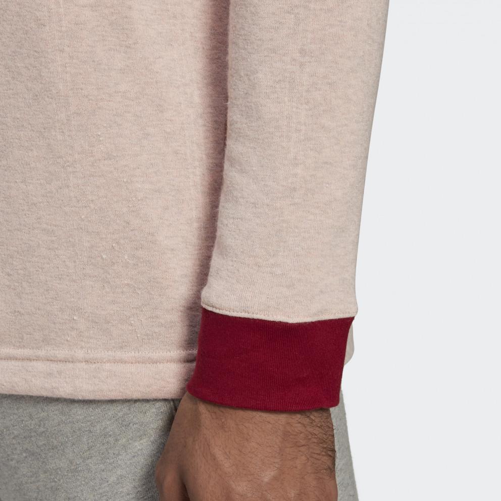 adidas Originals Samstag Terry Ανδρική Μακρυμάνικη Μπλούζα