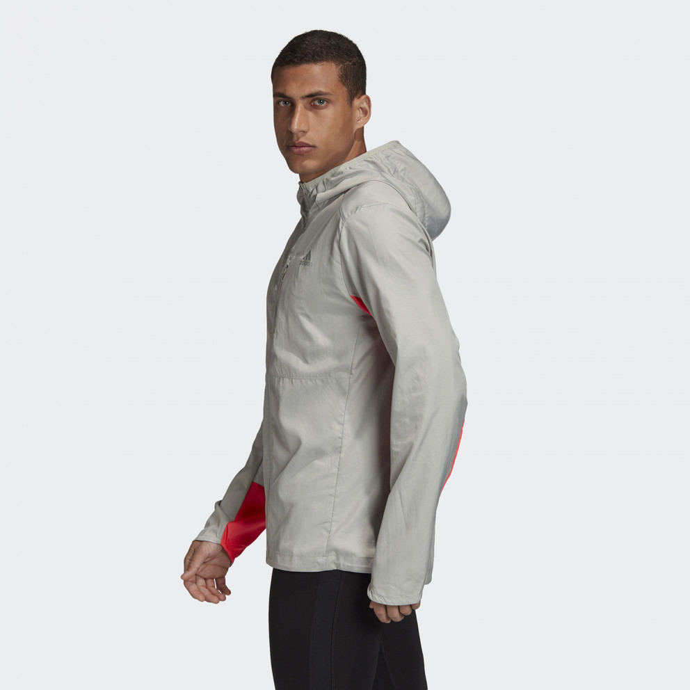 adidas Performance Own The Run Ανδρικό Αντιανεμικό Μπουφάν