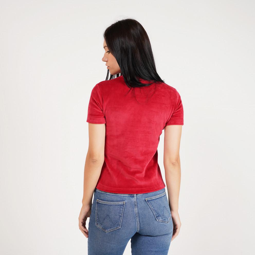 Champion Γυναικεία Κοντομάνικη Μπλούζα