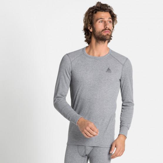 Odlo Performance Warm Long Sleeve Ανδρική Ισοθερμική Μπλούζα