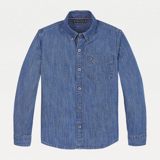 Tommy Jeans Denim Shirt L/S
