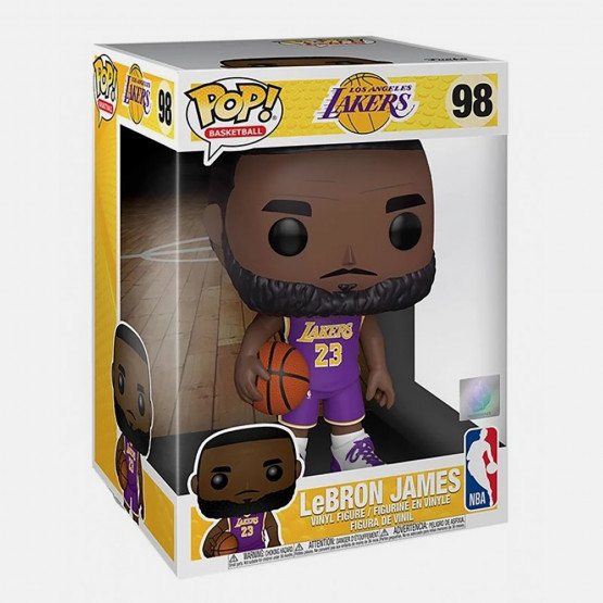 Funko Pop! Basketball NBA: Pop Lebron James - LAL