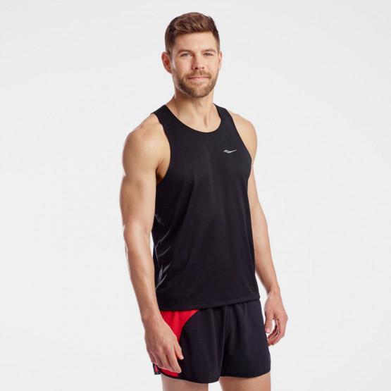 Saucony Stopwatch Men's Sleeveless Shirt