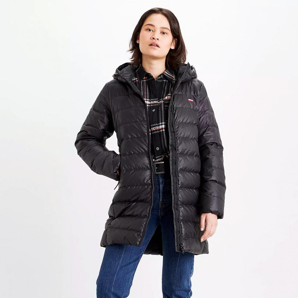 Levi's Core Down Mid Length Women's Puffer Jacket