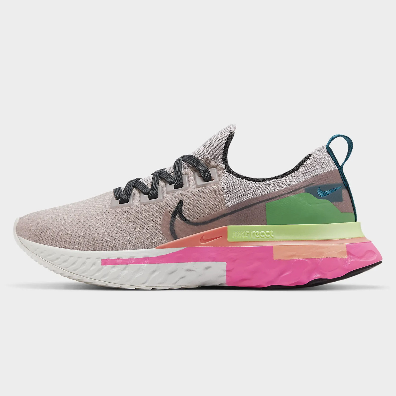 Nike React Infinity Run Flyknit Premium Γυναικείο Παπούτσι (9000056351_46811)