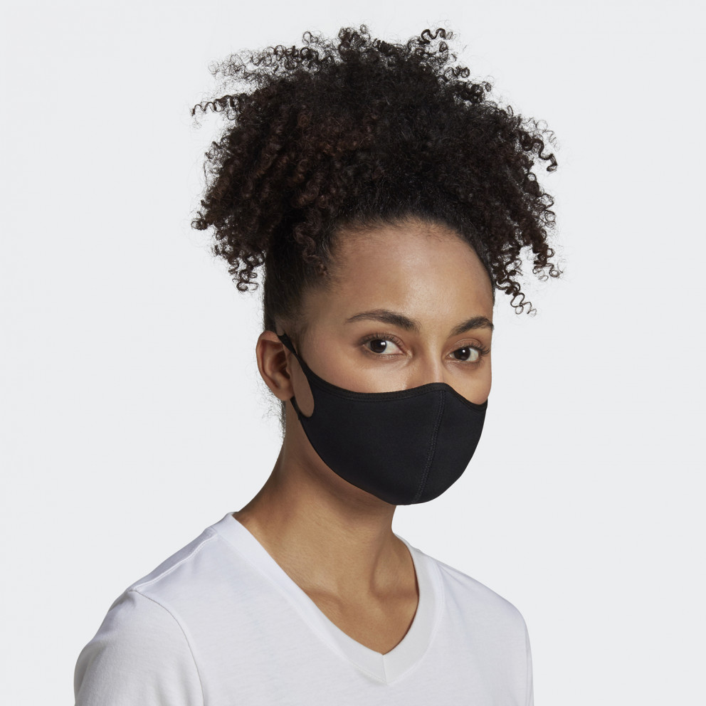 adidas Performance 3-Pack Medium-Large Face Masks
