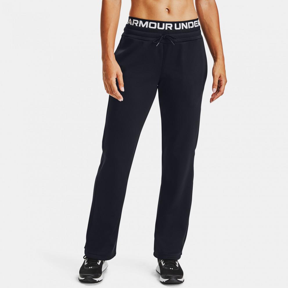 Under Armour Fleece Branded Pants Women's Track Pants