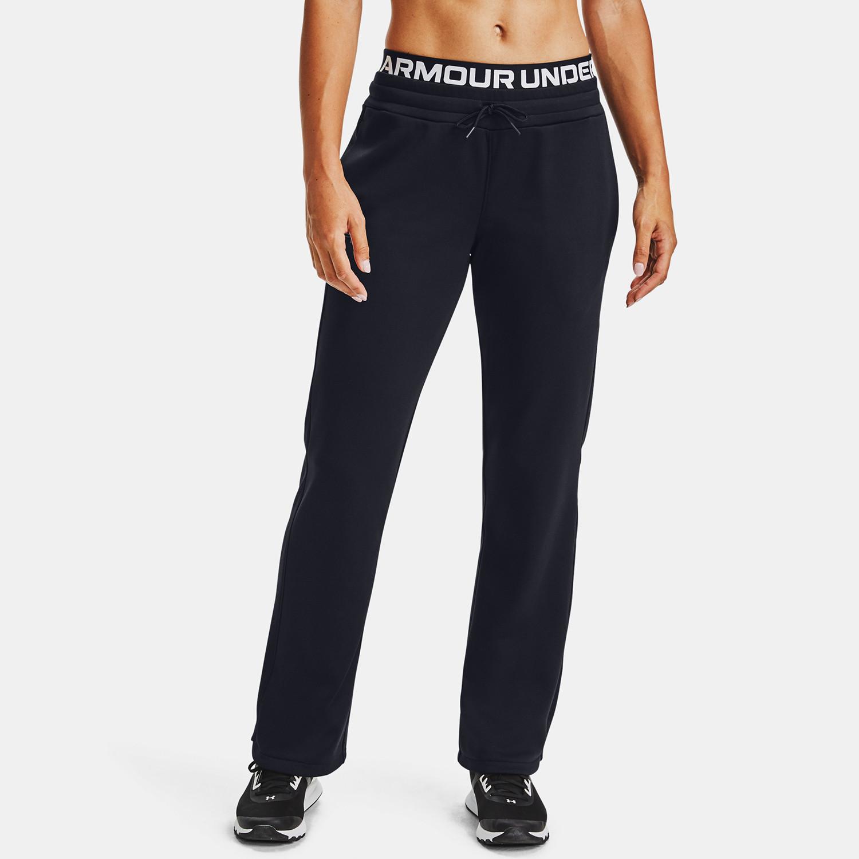 Under Armour Fleece Branded Pants Γυναικείο Παντελόνι Φόρμας (9000057546_37370)