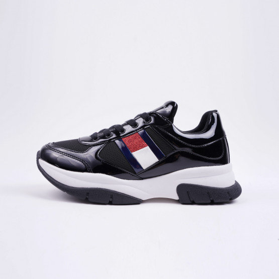 Tommy Jeans Low Cut Lace-Up Sneaker Παιδικά Παπούτσια