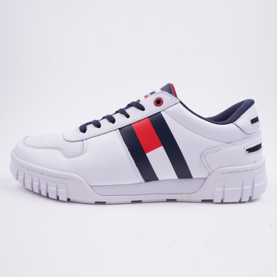 Tommy Jeans Retro Sneaker Ανδρικά Παπούτσια