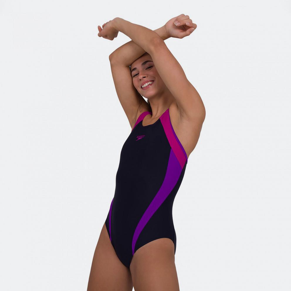 Speedo Splice Muscleback Women's Swimsuit