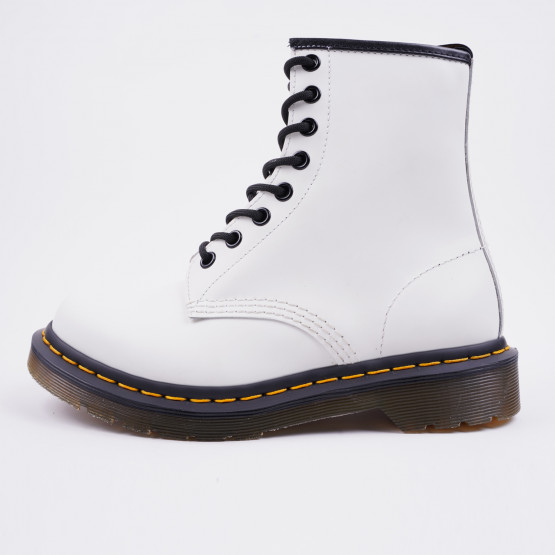 Dr.Martens Smooth White Women's Boots