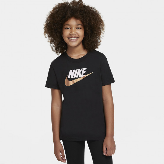 Nike Sportswear Basic Futura Kids' T-Shirt