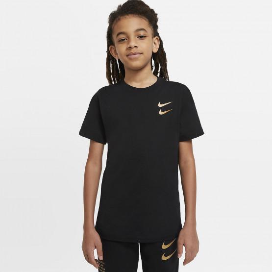 Nike Sportswear Swoosh Pack Kids' T-Shirt