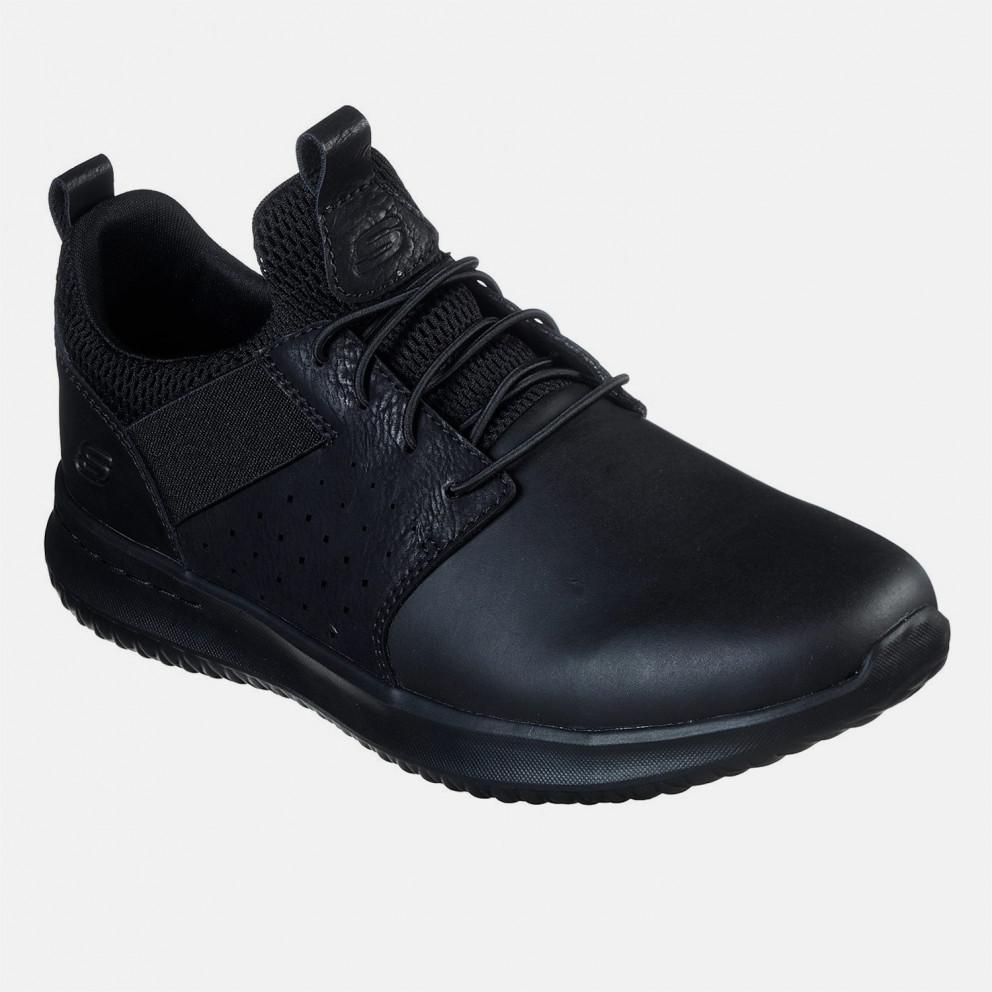 Skecher Delson Axton Men's Shoes